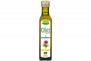 OLEJ Z OSTROPESTU LOOK FOOD 500ML