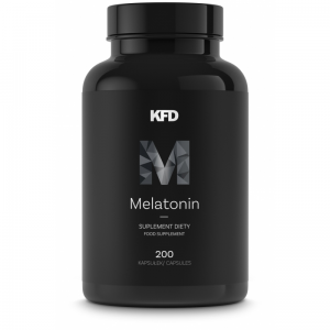 KFD MELATONINA 1 MG 200 KAPS