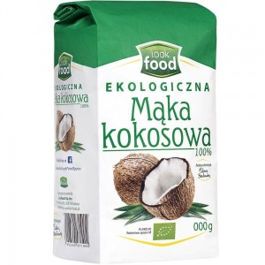 MĄKA KOKOSOWA BIO LOOK FOOD 1000G